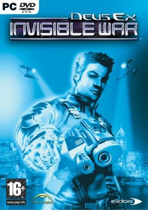 Copertina Deus Ex: Invisible War - PC