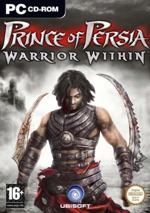 Copertina Prince of Persia Spirito Guerriero - PC