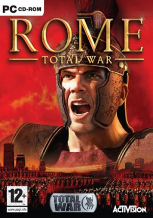 Copertina Rome Total War - PC