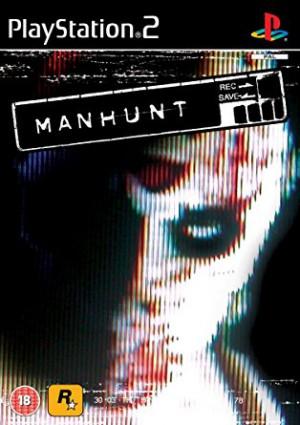 Copertina Manhunt - PS2