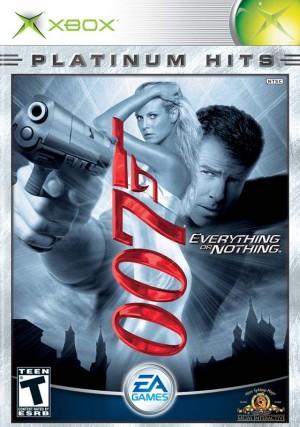 Copertina 007: Everything or Nothing - Xbox