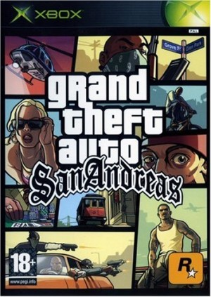 Copertina Grand Theft Auto: San Andreas - Xbox