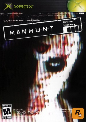 Copertina Manhunt - Xbox