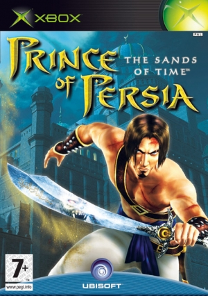 Copertina Prince of Persia: Le sabbie del tempo - Xbox