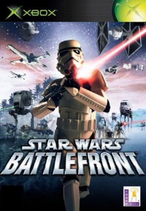 Copertina Star Wars: Battlefront (2004) - Xbox