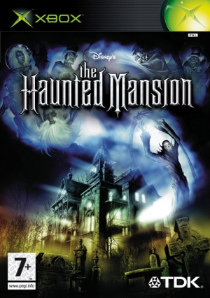 Copertina The Haunted Mansion - Xbox