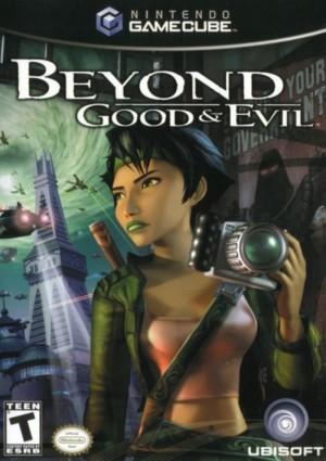 Copertina Beyond Good & Evil - GameCube
