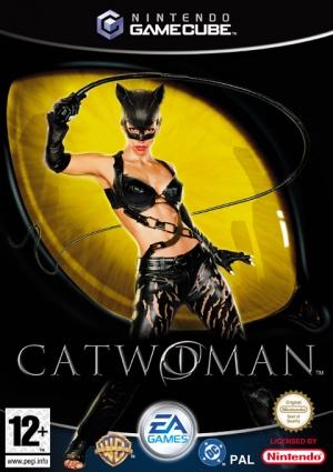 Copertina Catwoman - GameCube