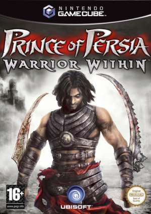 Copertina Prince of Persia Spirito Guerriero - GameCube