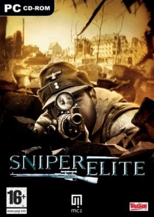 Copertina Sniper Elite - PC