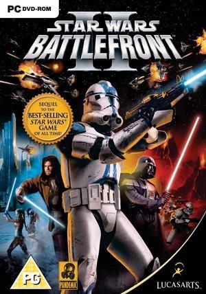 Copertina Star Wars: Battlefront II (2005) - PC