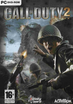 Copertina Call Of Duty 2 - PC
