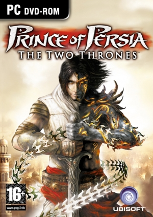 Copertina Prince Of Persia: i due troni - PC