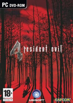 Copertina Resident Evil 4 - PC