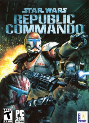Copertina Star Wars: Republic Commando - PC