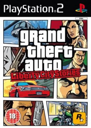 Copertina Grand Theft Auto: Liberty City Stories - PS2