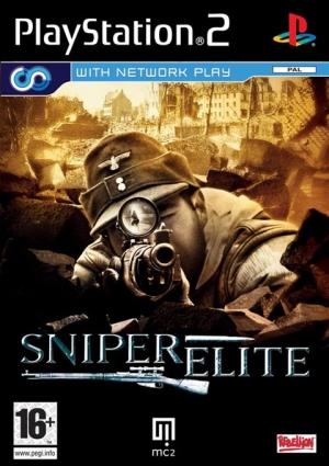 Copertina Sniper Elite - PS2