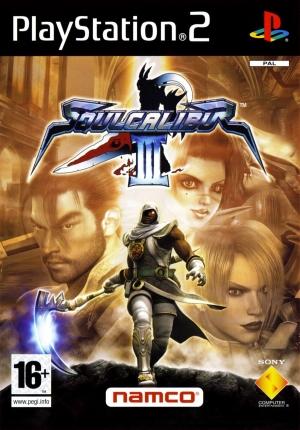Copertina Soul Calibur III - PS2
