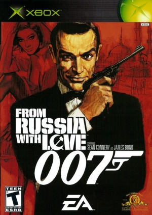 Copertina 007: From Russia With Love - Xbox