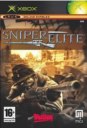 Copertina Sniper Elite - Xbox