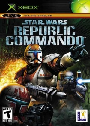 Copertina Star Wars: Republic Commando - Xbox