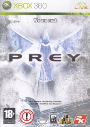 Copertina Prey (2006) - Xbox 360
