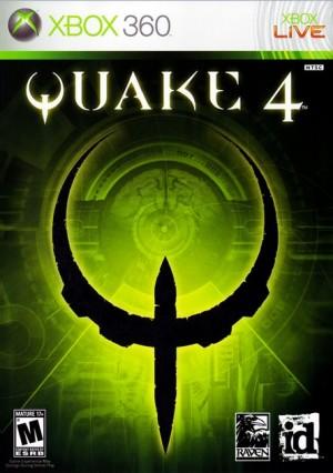 Copertina Quake IV - Xbox 360