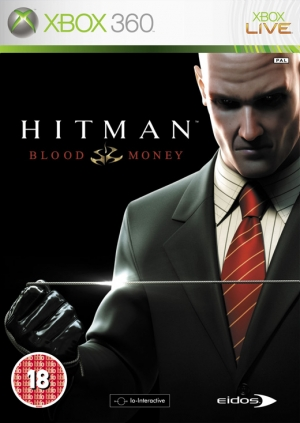 Copertina Hitman: Blood Money - Xbox 360