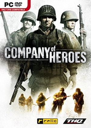 Copertina Company of Heroes - PC