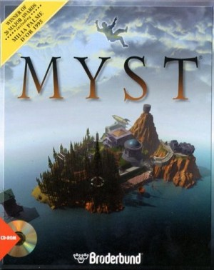 Copertina Myst - PC