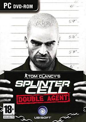 Copertina Splinter Cell: Double Agent - PC
