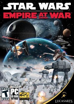 Copertina Star Wars: Empire at War - PC