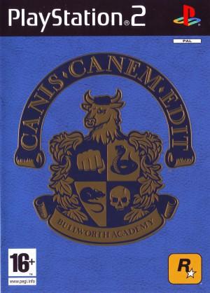 Copertina Canis Canem edit - PS2