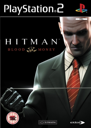 Copertina Hitman: Blood Money - PS2
