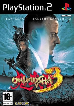 Copertina Onimusha 3: Demon Siege - PS2