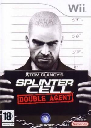 Copertina Splinter Cell: Double Agent - Wii