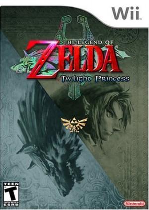 Copertina The Legend of Zelda: Twilight Princess - Wii