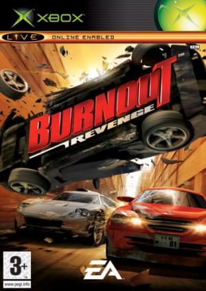Copertina Burnout: Revenge - Xbox