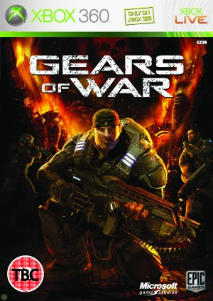 Copertina Gears of War - Xbox 360