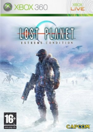 Copertina Lost Planet Extreme Condition - Xbox 360