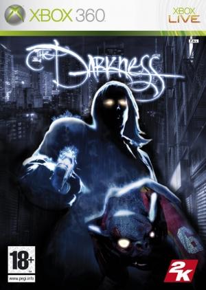 Copertina The Darkness - Xbox 360