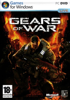 Copertina Gears of War - PC