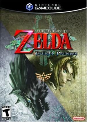 Copertina The Legend of Zelda: Twilight Princess - GameCube