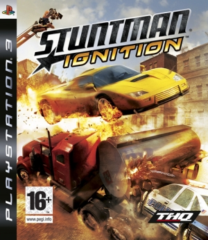 Copertina Stuntman: Ignition - PS3