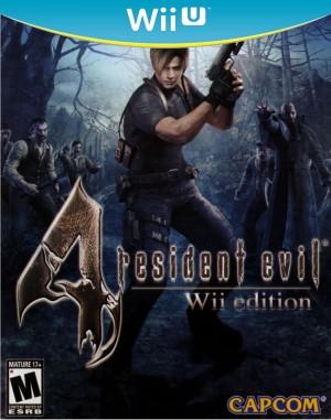 Copertina Resident Evil 4: Wii Edition - Wii U