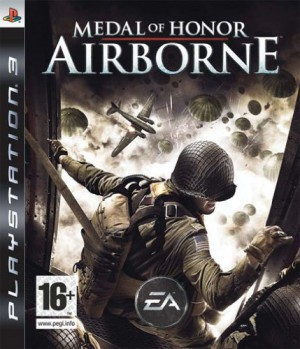 Copertina Medal of Honor: Airborne - PS3