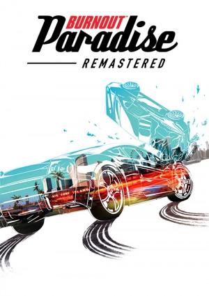 Copertina Burnout Paradise - PS4