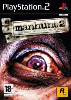 Copertina Manhunt 2 - PS2