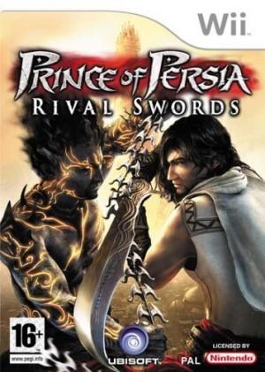 Copertina Prince of Persia: Rival Swords - Wii