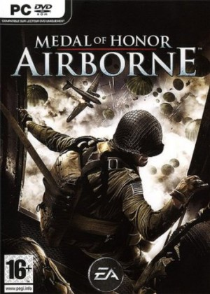 Copertina Medal of Honor: Airborne - PC